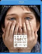 Extremely Loud & Incredibly Close (Blu-ray) (Blu-ray & DVD Set) (First Press Limited Edition) (Japan Version)