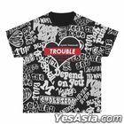 ayumi hamasaki TROUBLE TOUR 2019-2020A-misunderstood- T-Shirt (XL)