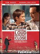 Extremely Loud & Incredibly Close (2011) (DVD) (Hong Kong Version)