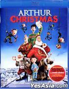 亞瑟少爺救聖誕 (2011) (Blu-ray) (香港版)