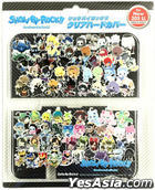 New 3DS LL Clear Hard Cover Show By Rock (SHOW BY ROCK!!) (日本版)