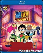 Teen Titans Go! To the Movies (2018) (Blu-ray) (Hong Kong Version)