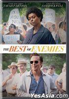 The Best of Enemies (2019) (DVD) (US Version)
