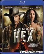 Jonah Hex (2010) (Blu-ray) (Hong Kong Version)