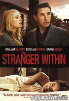 The Stranger Within (2013) (DVD) (Hong Kong Version)
