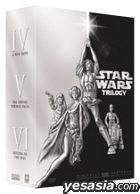 Star Wars Trilogy Boxset (Korean version)
