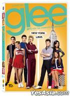 Glee Season 4 (DVD) 6-Disc) (Korea Version)