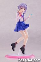 Dream Tech : The Idolm@ster Cinderella Girls 'Self-Proclaimed Sweet Heroine' Sachiko Koshimizu 1:7 Pre-painted PVC Figure