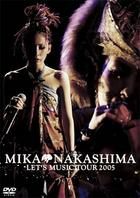 Mika Nakashima Let's Music Tour 2005 (Japan Version)