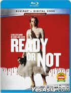 Ready or Not (2019) (Blu-ray + Digital Code) (US Version)