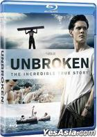 Unbroken (2014) (Blu-ray) (Hong Kong Version)