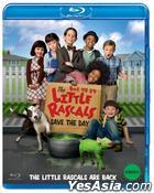The Little Rascals Save The Day (2014) (Blu-ray) (Korea Version)