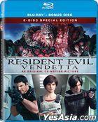 Resident Evil: Vendetta (2017) (Blu-ray + Bonus Disc) (2-Disc Special Edition) (US Version)