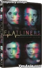 Flatliners (2017) (Blu-ray) (Hong Kong Version)