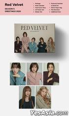 Red Velvet 2020 Season's Greetings