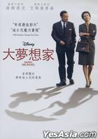 Saving Mr. Banks (2013) (DVD) (Taiwan Version)