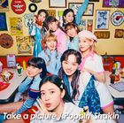 Take a picture/Poppin' Shakin' (SINGLE+ POSTER) (Normal Edition) (Japan Version)