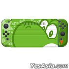 Front Cover + Joy-Con Silicon Cover Set COLLECTION for Nintendo Switch Yoshi (日本版)
