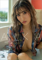 AIKA 2021 Desktop Calendar (Japan Version)