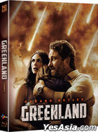 Greenland (Blu-ray) (Full Slip Limited Edition) (Korea Version)