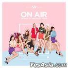 WeGirls Debut Album - On Air + Poster in Tube