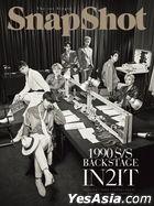 IN2IT Single Album - SnapShot (Backstage Version) + Poster in Tube (Backstage Version)
