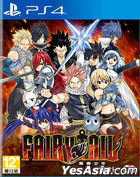 FAIRY TAIL (Asian Chinese Version)