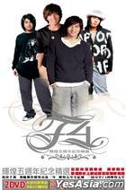 F4 Five Years Glorious Collection (2DVD)