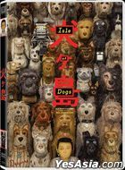 Isle of Dogs (2018) (DVD) (Hong Kong Version)