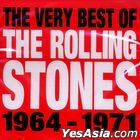 The Very Best Of The Rolling Stones 1964-1971 (US Version)