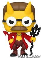 FUNKO POP! ANIMATION: Simpsons - Devil Flanders