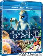 Amazing Ocean (Blu-ray) (2D + 3D) (Hong Kong Version)