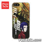 Ghost in the Shell ARISE : Character Jacket for iPhone5 / 5S Motoko MKK-02A