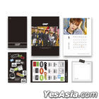 ONF 'Go Live' Official Goods - Stationery Set
