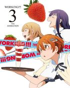 WORKING!!! Vol.3 (Blu-ray+CD) (First Press Limited Edition)(Japan Version)