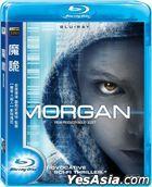 Morgan (2016) (Blu-ray) (Taiwan Version)