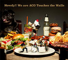 Howdy!! We are ACO Touches the Walls (ALBUM+DVD) (First Press Limited Edition)(Japan Version)