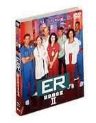ER: The Second Season Set 2 Disc 4-6 (Limited Edition) (Japan Version)
