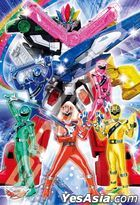 Mashin Sentai Kiramager : Kagayake Kiramager (Jigsaw Puzzle 108 Large Pieces) (108-L744)