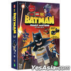 LEGO DC Batman: Family Matters (DVD) (Mini Figure Limited Edition) (Korea Version)