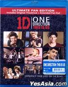 One Direction: This Is Us (2013) (Blu-ray) (Hong Kong Version)