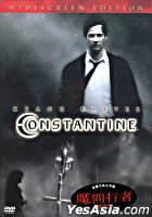Constantine (DVD) (Single Disc Version) (Hong Kong Version)