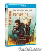 Robin Hood (2018) (Blu-ray) (Taiwan Version)