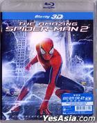 The Amazing Spider-Man 2 (2014) (Blu-ray) (3D) (Hong Kong Version)