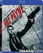 Max Payne (2008) (Blu-Ray) (Extended Version) (Hong Kong Version)