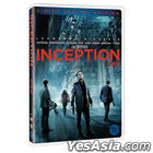 Inception (2DVD) (Korea Version)