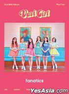 Fanatics Mini Album Vol. 2 – Plus Two