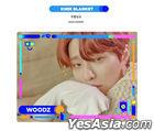 WOODZ - KCON:TACT Season 2 Official MD (Knee Blanket)