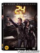 24 Season 9: Live Another Day (DVD) (4-Disc) (Korea Version)