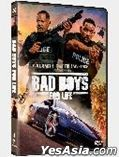 Bad Boys for Life (2020) (DVD) (Hong Kong Version)